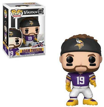 Funko Pop NFL Minessota Vikings Adam Thielen #127