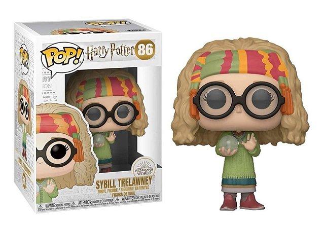Funko Pop Harry Potter Sybill Trelawney #86