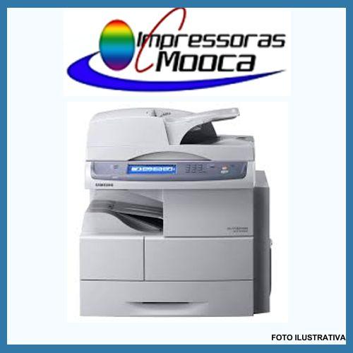Impressora Multifuncional Laser Samsung SCX6555 NX SCX6555N SCX6555NX SCX6555 6555