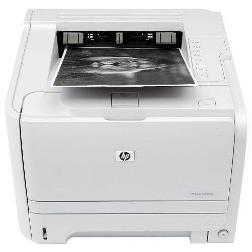 Impressora Hp Laserjet P2035n P 2035n P2035 2035  Rede+usb Ce505a 05a