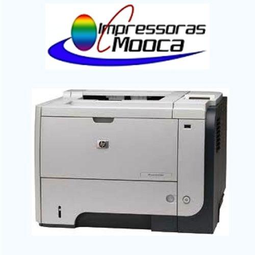 Impressora Hp P3015dn P 3015n P 3015 Pn Ce528a Ce255x Ce255a
