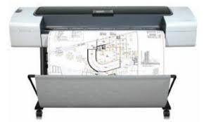 Ploter HP Designjet T610 T 610