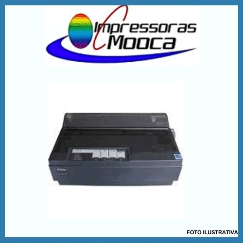 Impressora matricial Epson LX300+II USB Preta lx 300