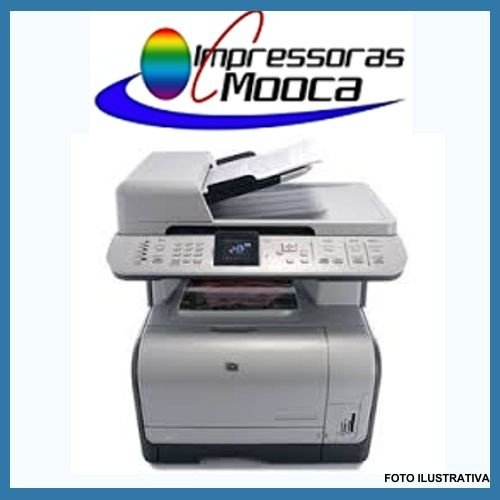 Impressora Multifuncional Laser Color HP CM 1312 CM1312