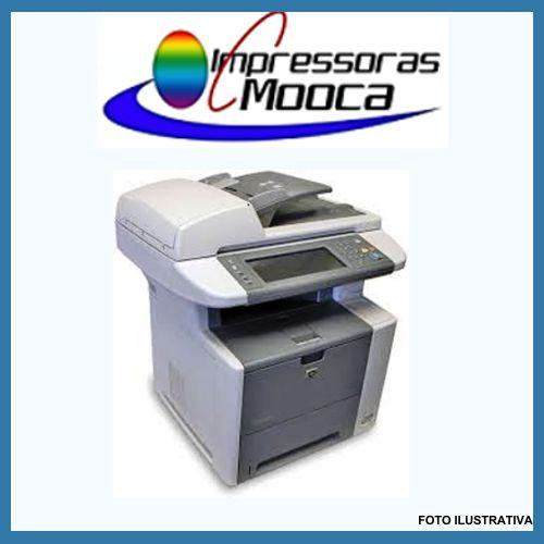 Impressora Multifuncional Laser Hp M3035 Mfp 3035 220V