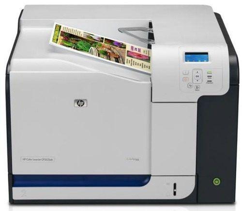 Impressora Laser Color Hp Cp3525dn Cp3525 Dn Cp3525 3525