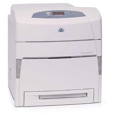 Impressora Laser Color A3 Hp 5550dn 5550