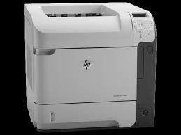 Impressora HP Laserjet M602N M602 602