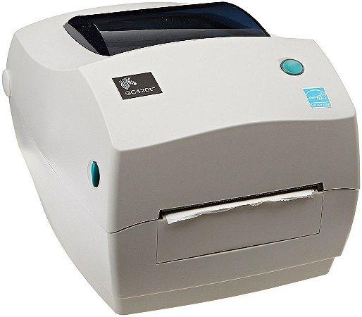 Impressora De Etiquetas Zebra GC420t GC 420 GC 420T SEMI-NOVA