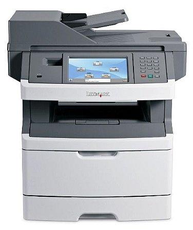 Impressora Multifuncional Laser Lexmark X466 466