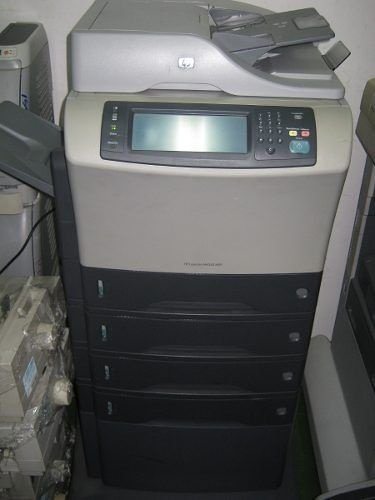 Impressora Multifuncional Hp M4345 Mfp M4345mfp 4345 Copiadora Xerox
