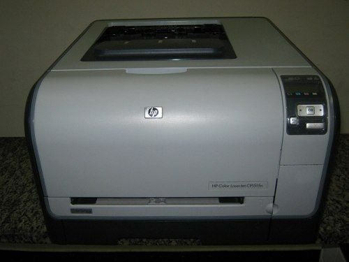 Impressora Laser Color Hp Cp1515n - Cp1515 1515
