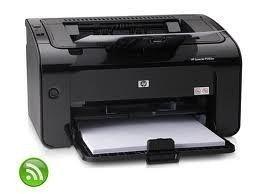Impressora Laser Hp P1102w P 1102 W Wirelles S/fio Ce285a 85a