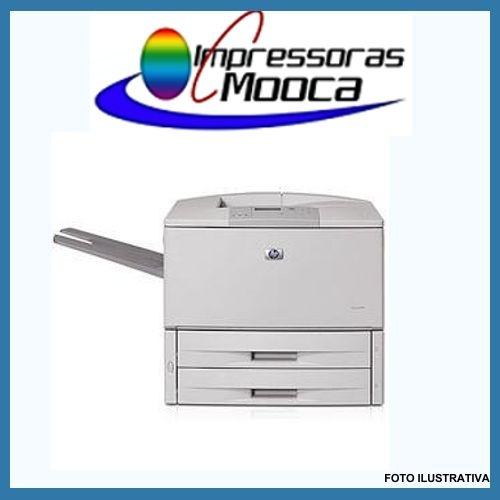 Impressora Hp 9050dn 9050 Dn - A3 Laser Mono