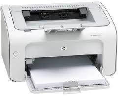 Impressora Hp P1005 1005 Adaptada Para Testar 35a, 36a, 78a, 85a