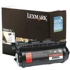 TONER LEXMARK T654X11L ORIGINAL LACRADO