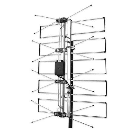 Antena Castelo Externa Castcolor M2045 UHF  Amplificada