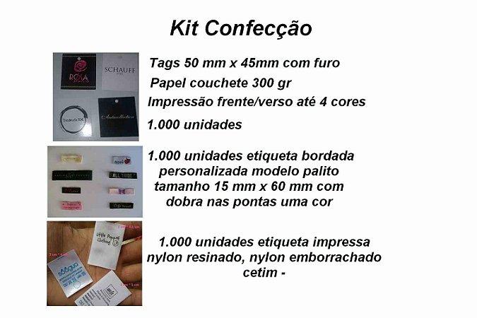 OPORTUNIDADE!!!  Kit 3 produtos <Bordada palito / Composição / Tag´s >