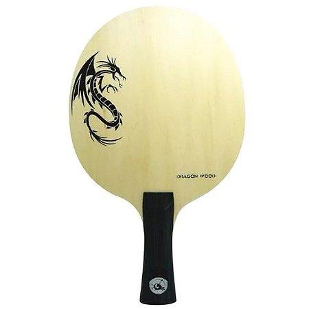 Raquete Dragon Xvt (madeira) Tênis De Mesa - Alta Qualidade
