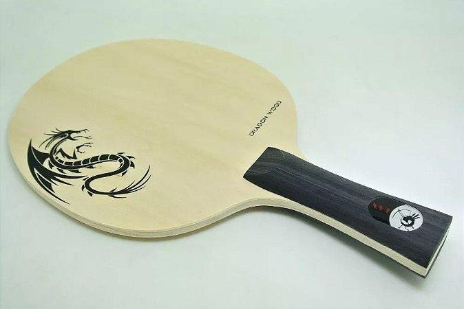 4adc66c22a3 Raquete Dragon Xvt (madeira) Tênis De Mesa - Alta Qualidade - Loja ...