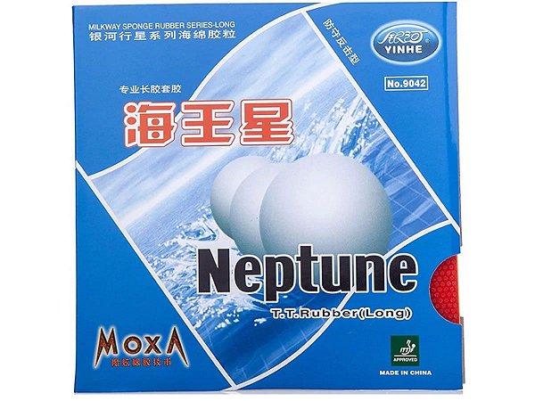 2 Borrachas Pino Longo com espuma Yinhe Neptune Profissional