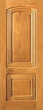 Porta de Madeira Maciça em Angelim Pedra - ref141