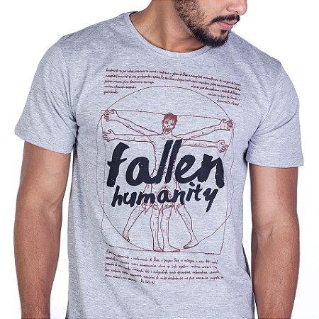 Camiseta Masc. Fallen Humanity