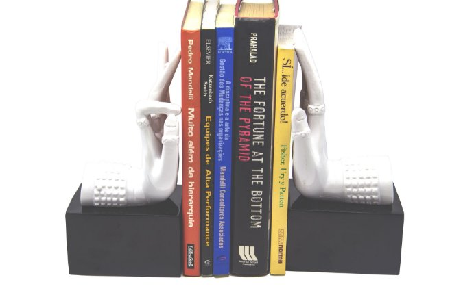 Porta Livros Ganesha