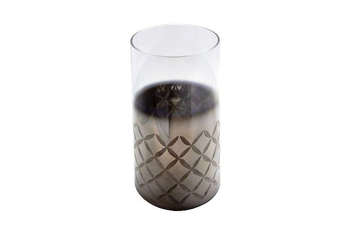 Vaso Decorativo Espelhado
