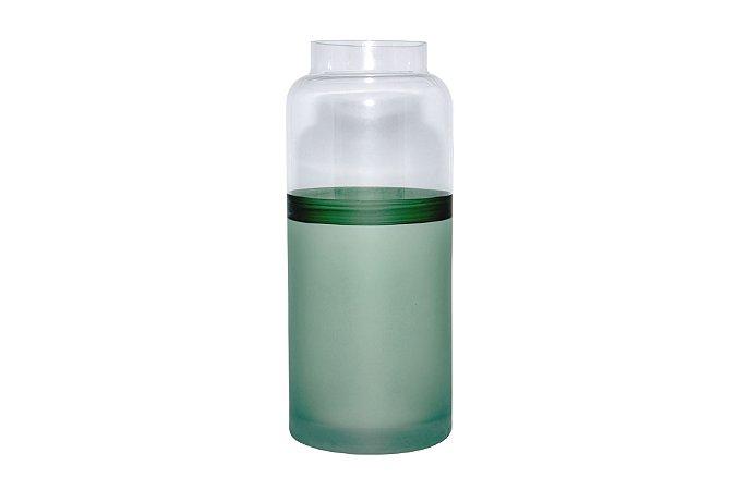 Vaso Decorativo Verde Urano Grande