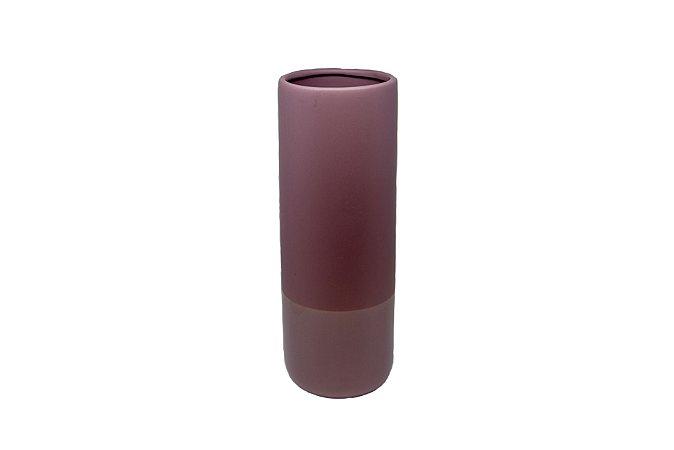 Vaso Decorativo Lilás Basic Grande