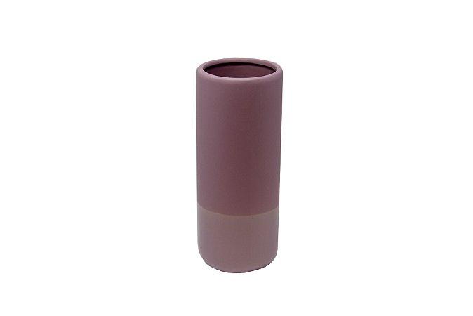Vaso Decorativo Lilás Basic Pequeno