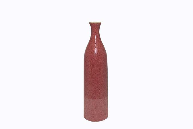 Vaso Decorativo Rosa Pomes