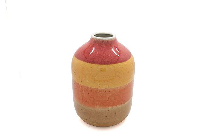 Vaso Decorativo Laranja
