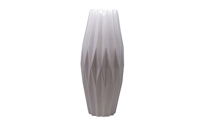 Vaso Decorativo Cinza Grande