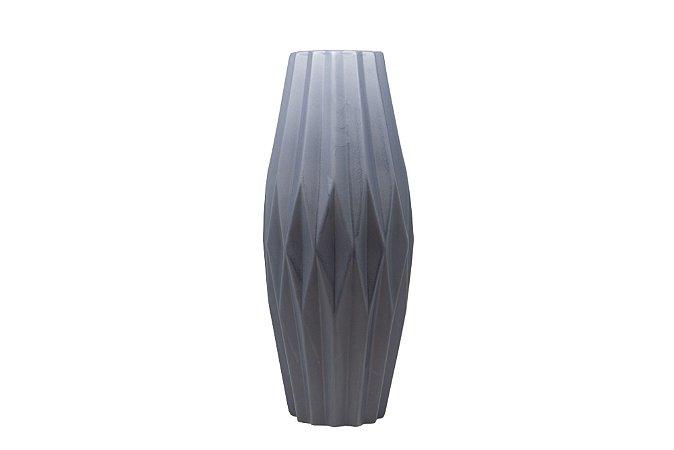 Vaso Decorativo Cinza Balões