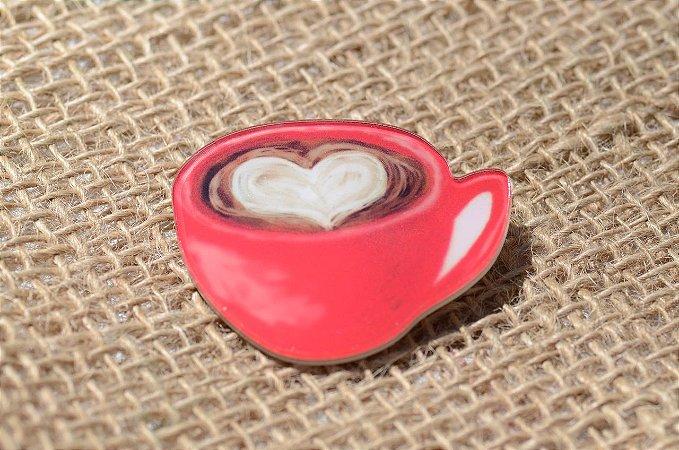 Pin/broche Cappuccino