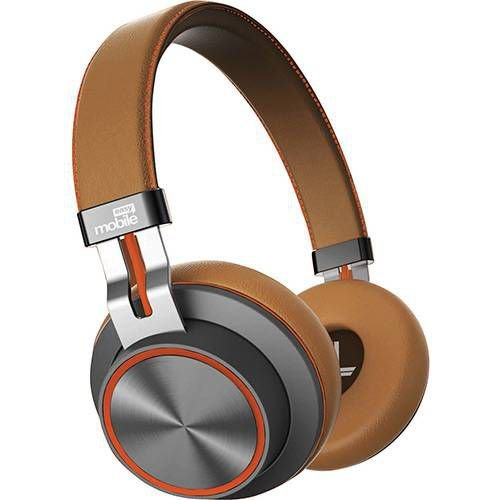 Headphone Bluetooth Easy Mobile Freedom II Marrom