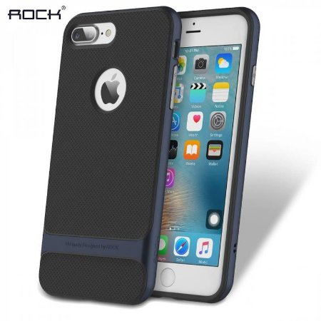 Capa Royce Series iPhone 8 - Azul Marinho