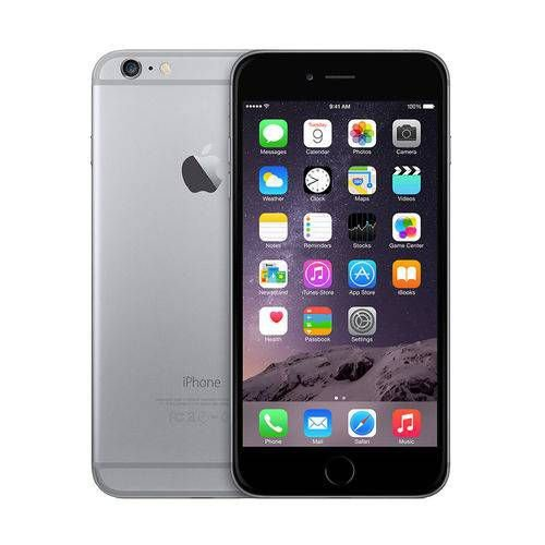 iPhone 6 Apple Cinza Espacial 32GB Desbloqueado - MQ3D2AA/A