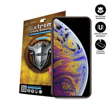 Película de Proteção da Tela X-One Extreme Shock Eliminator (3ª Geração) Para iPhone XR