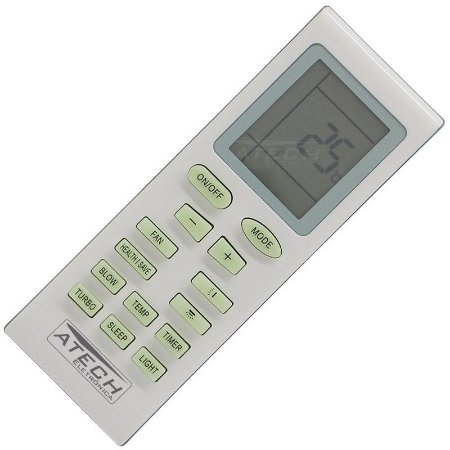 Controle Remoto Ar Condicionado Gree YB1F2