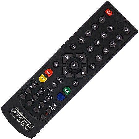 Controle Remoto Conversor Digital Castelo ZBT-650N