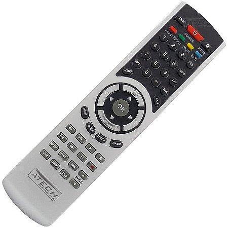 Controle Remoto Receptor Freesky Freeduo + / Freeduo HD / Freeduo HD+