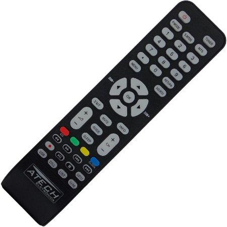 Controle Remoto TV LCD / LED Philco TV PH32 LED A / TV PH42 LED A / TV PH46 LED A / TV PH55 LED A