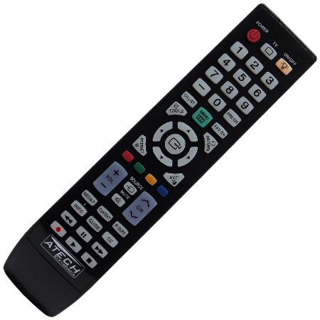 Controle Remoto TV LCD / LED Samsung BN59-00866A / UN40B7000 / UN46B7000 / UN55B7000 / UN55B8000