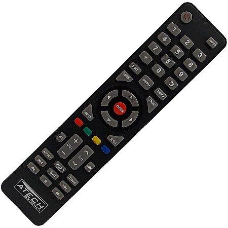 Controle Remoto TV LED Philco PH32S61DG / PH48S61DG