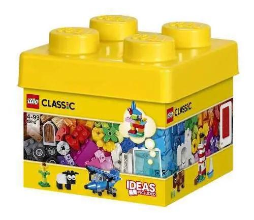 PECAS CRIATIVAS LEGO