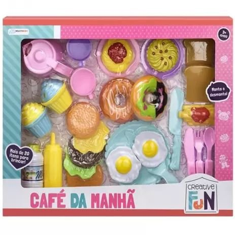 CREATIVE FUN CAFE DA MANHA