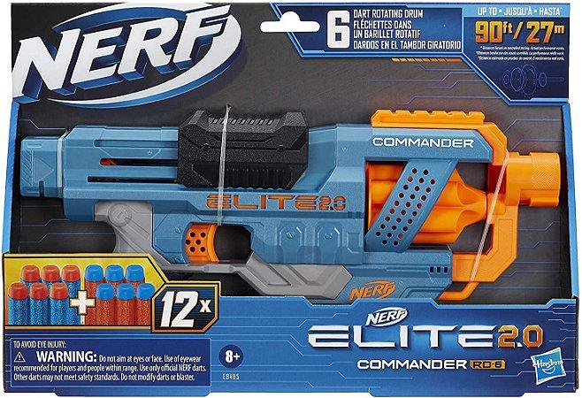 NERF ELITE 2.0 COMANDER E9486